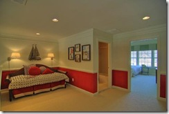 Bulle Rock Villas Room - Baltimore New Homes For Sale