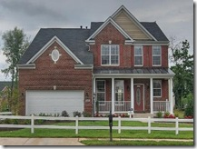 Gainesville's Northern Virginia homes for sale at Hopewell's Landing