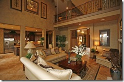 Homes For Sale At The Reserve at Steiner Ranch - Livingroom