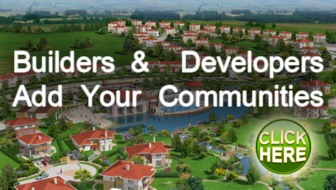 Builders & Developers Add Your Communities