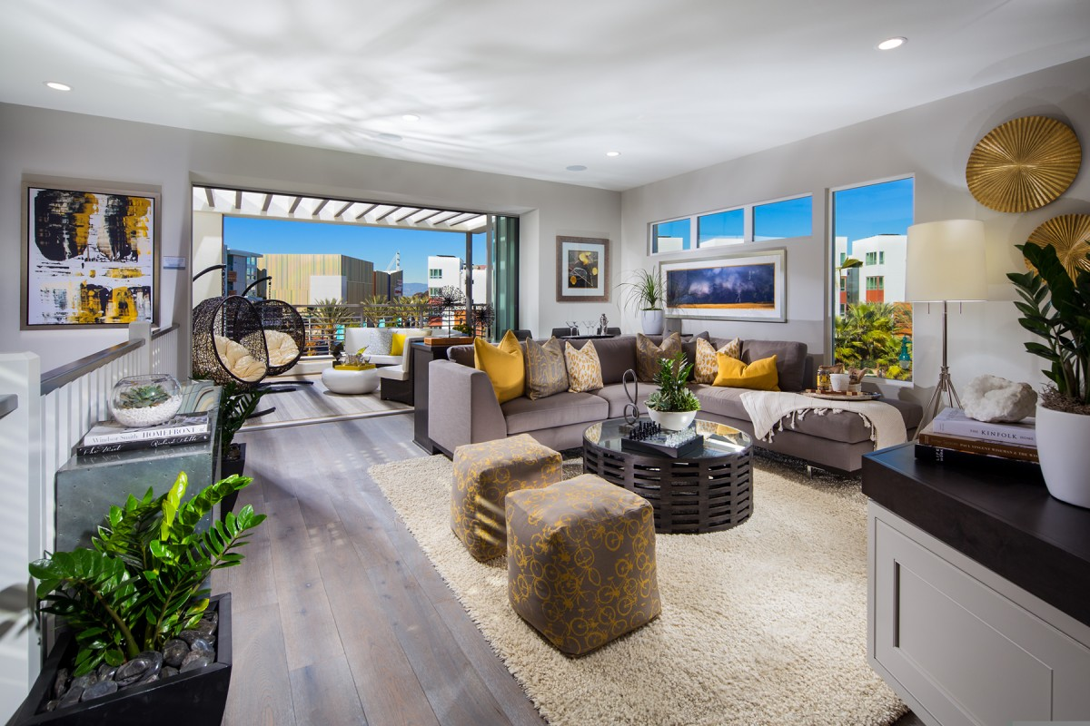 Marlowe at Playa Vista New Homes for Sale in Los Angeles