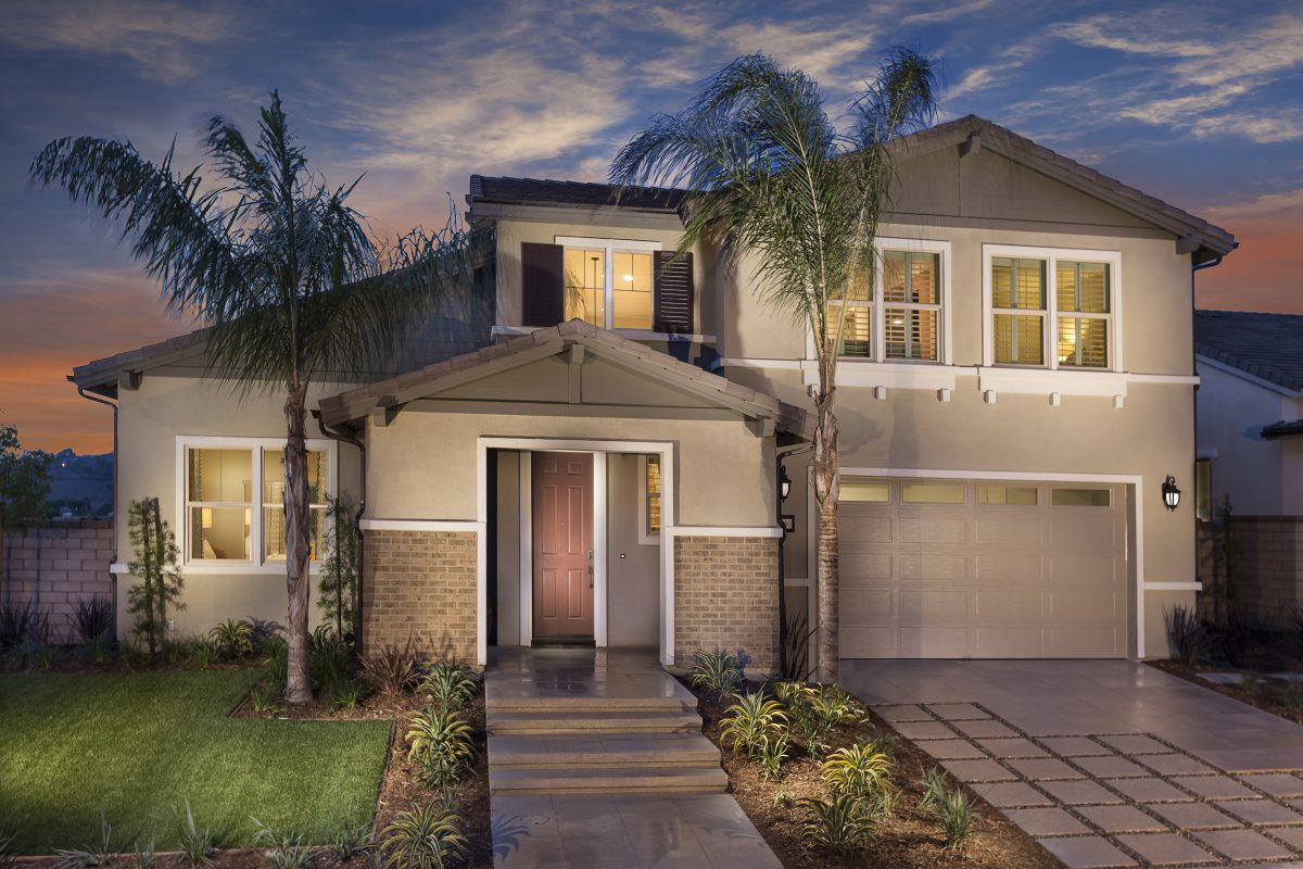 New Homes for Sale in Riverside County