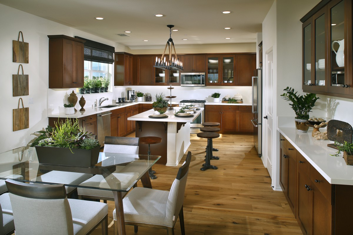 San Bernardino County New Home for Sale - Kitchen