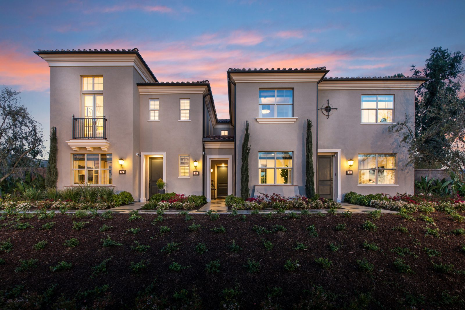 Delano at Eastwood Village New Townhomes for Sale in Orange County