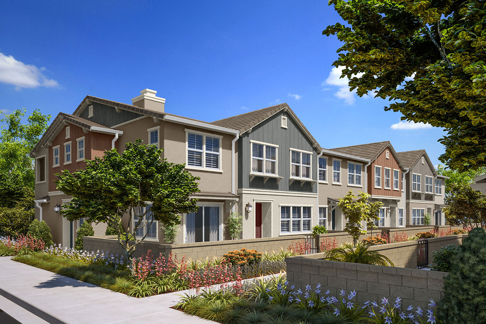 New Townhomes for Sale in San Bernardino