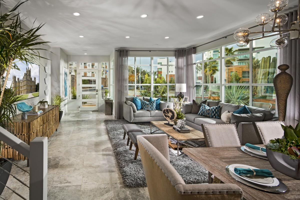 LA New Homes with Designer-Furnished Options