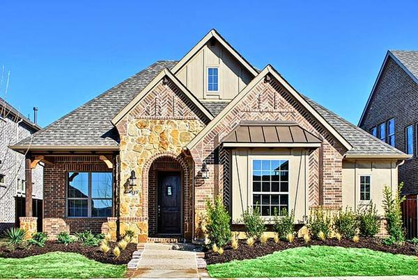Viridian New Homes for Sale in Dallas