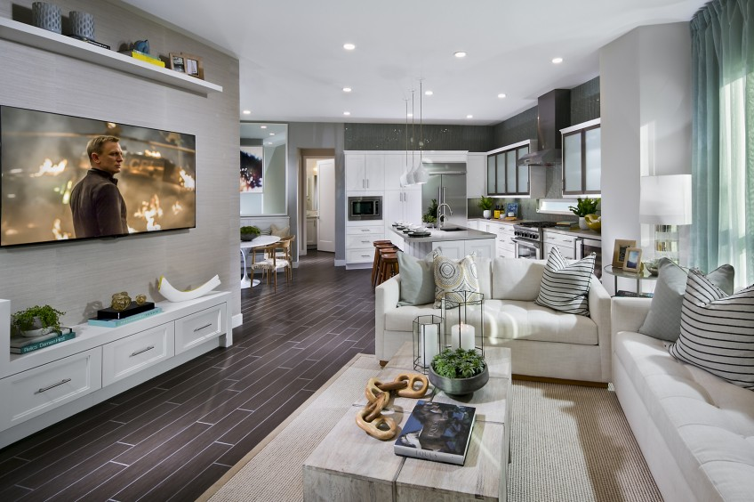 New home for sale in Los Angeles - Great Room