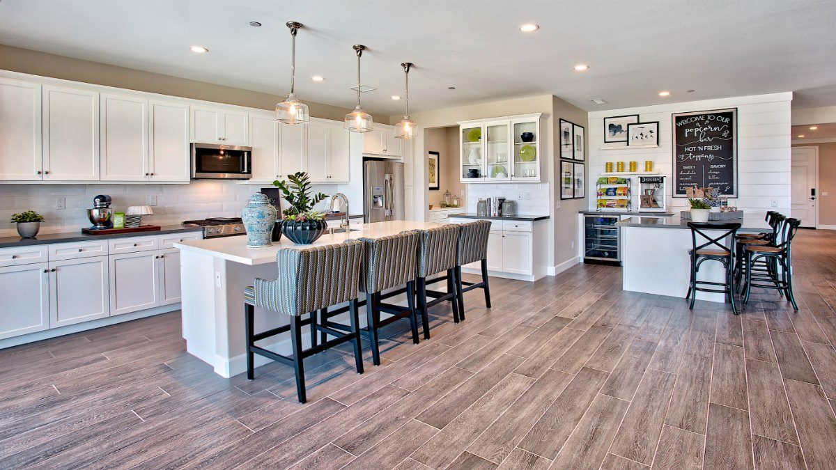 Murrieta New Home Kitchen