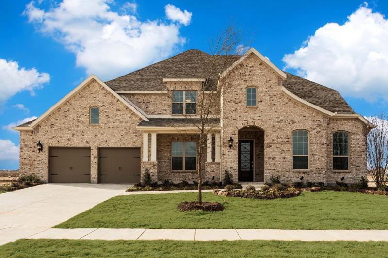 Dallas Fort Worth New Homes for Sale