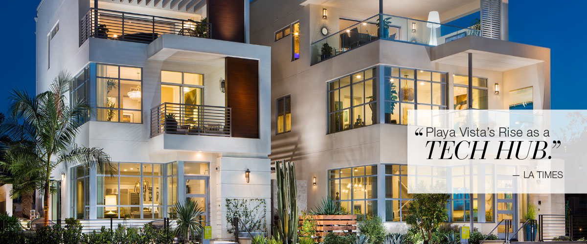 Marlowe at Playa Vista Homes for Sale