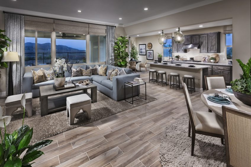 New homes for sale in Menifee CA
