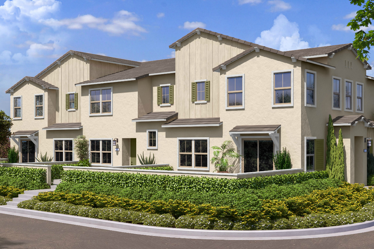 Flora Townhomes at The Village of Escaya