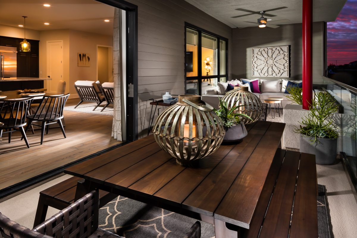 Los Angeles New Homes Outdoor Space