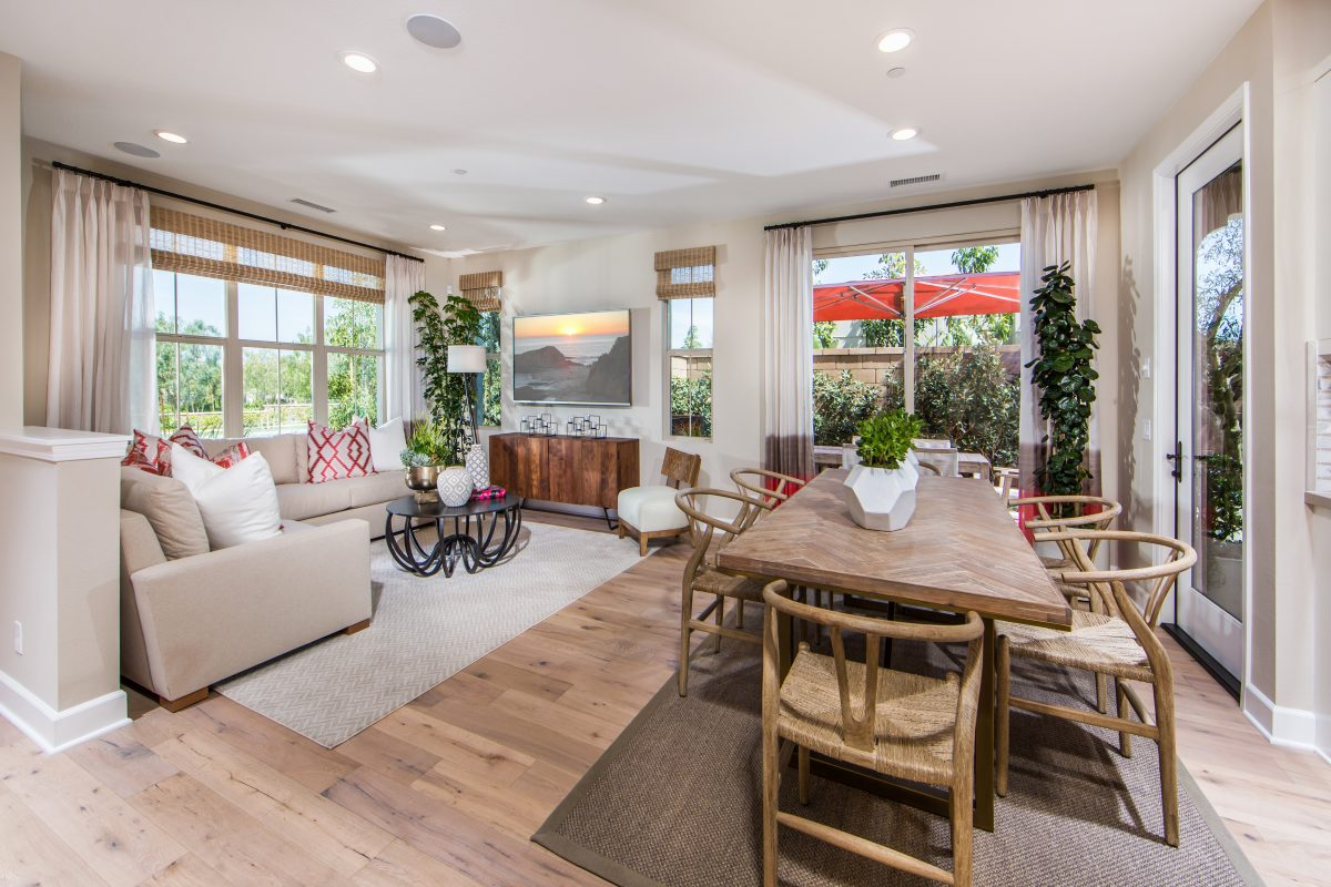 New Irvine Townhomes for Sale at Delano