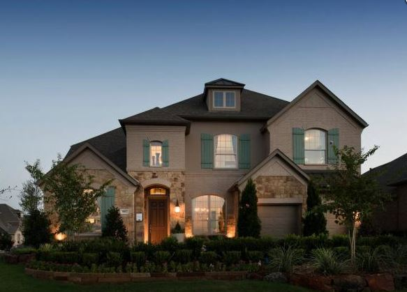 Dallas New Homes for Sale at Trinity Falls Community