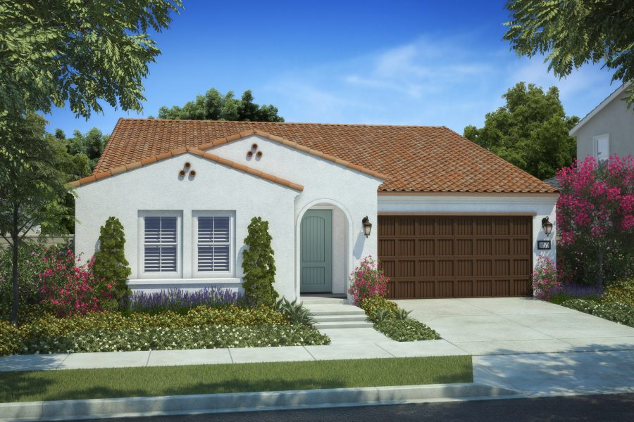 New Home for Sale in San Bernardino