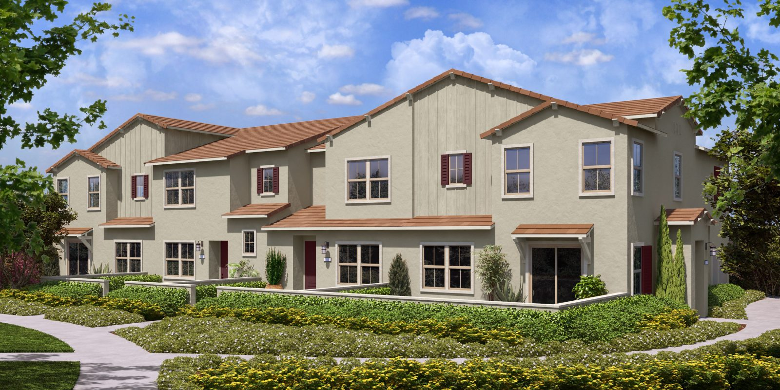 San Diego New Townhomes for Sale