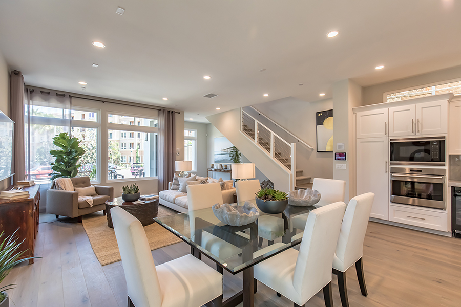 Westside Los Angeles New Homes For Sale - Great Room