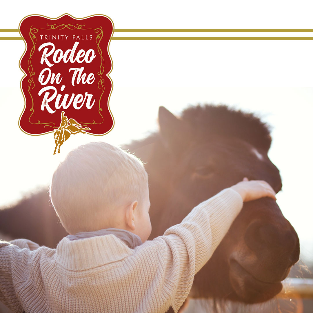 Trinity Falls Community Event Rodeo On The River