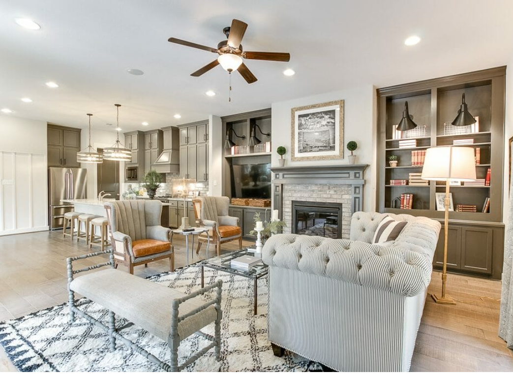 Empire Communities Constructs Modern Design Within Montgomery County Master Planned Community
