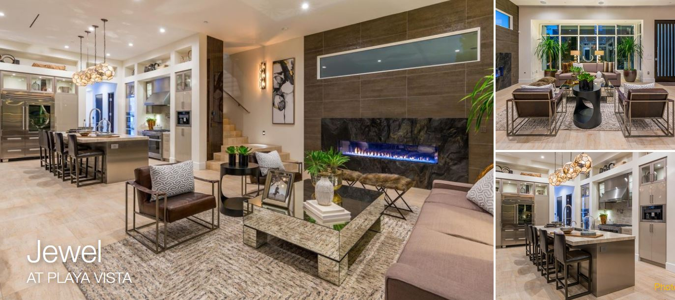 Los Angeles New Homes for Sale at Playa Vista