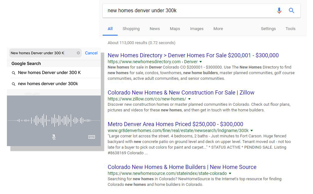 Search New Homes in Denver Under 300K