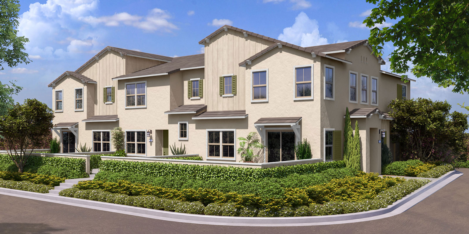 New San Diego Townhomes for Sale