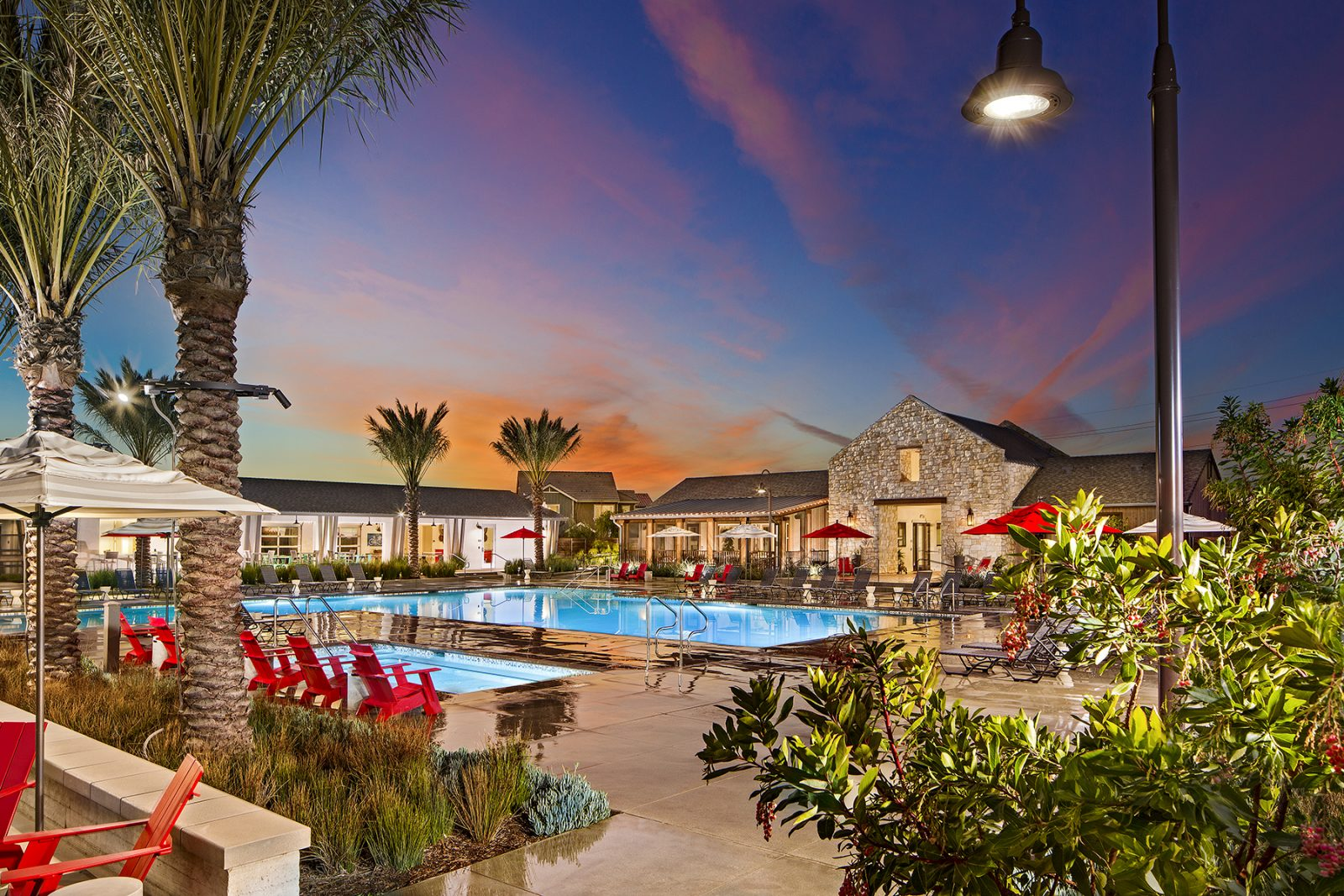 Resort Style Amenities at San Bernardino Homes for Sale