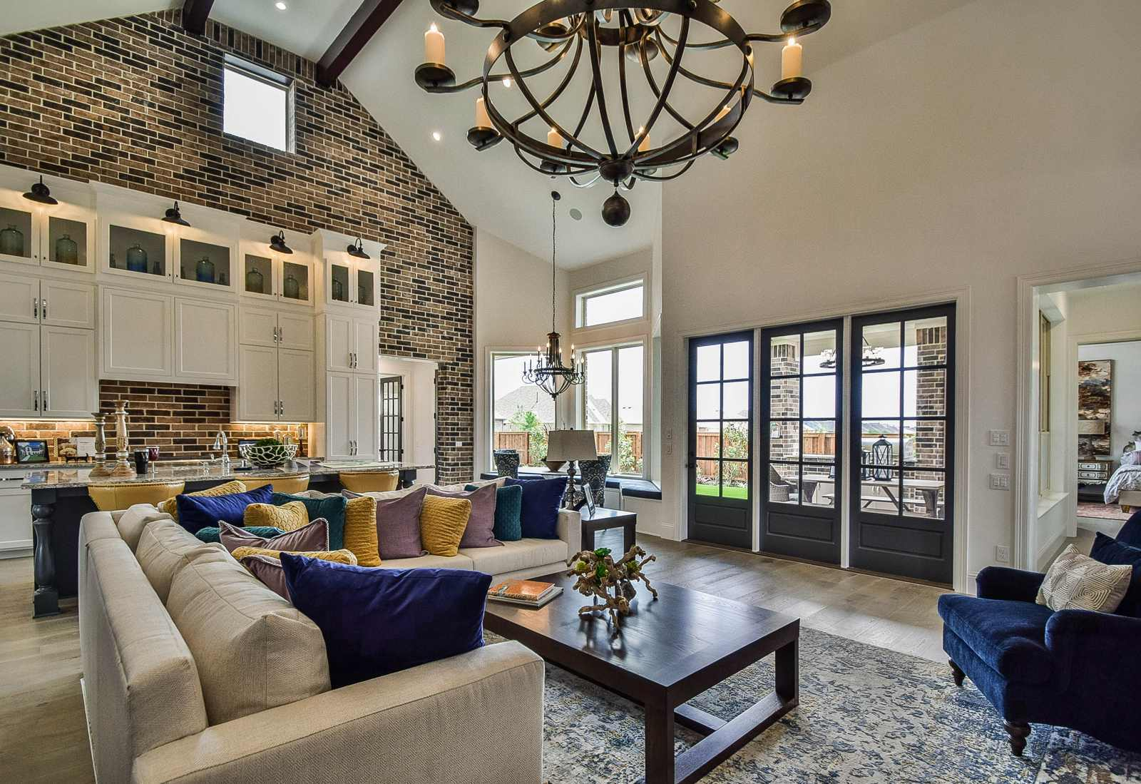 Viridian by Windmiller Homes - Living Room