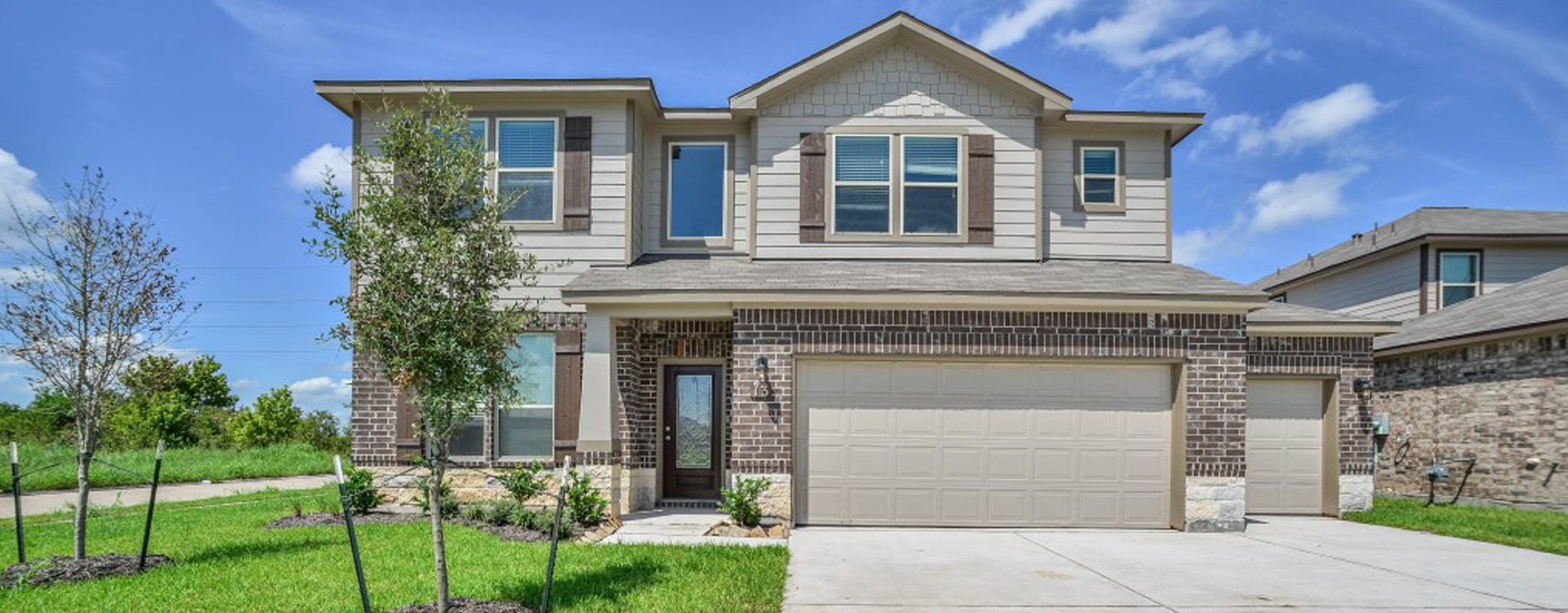 Manvel new homes for sale at Rodeo Palms