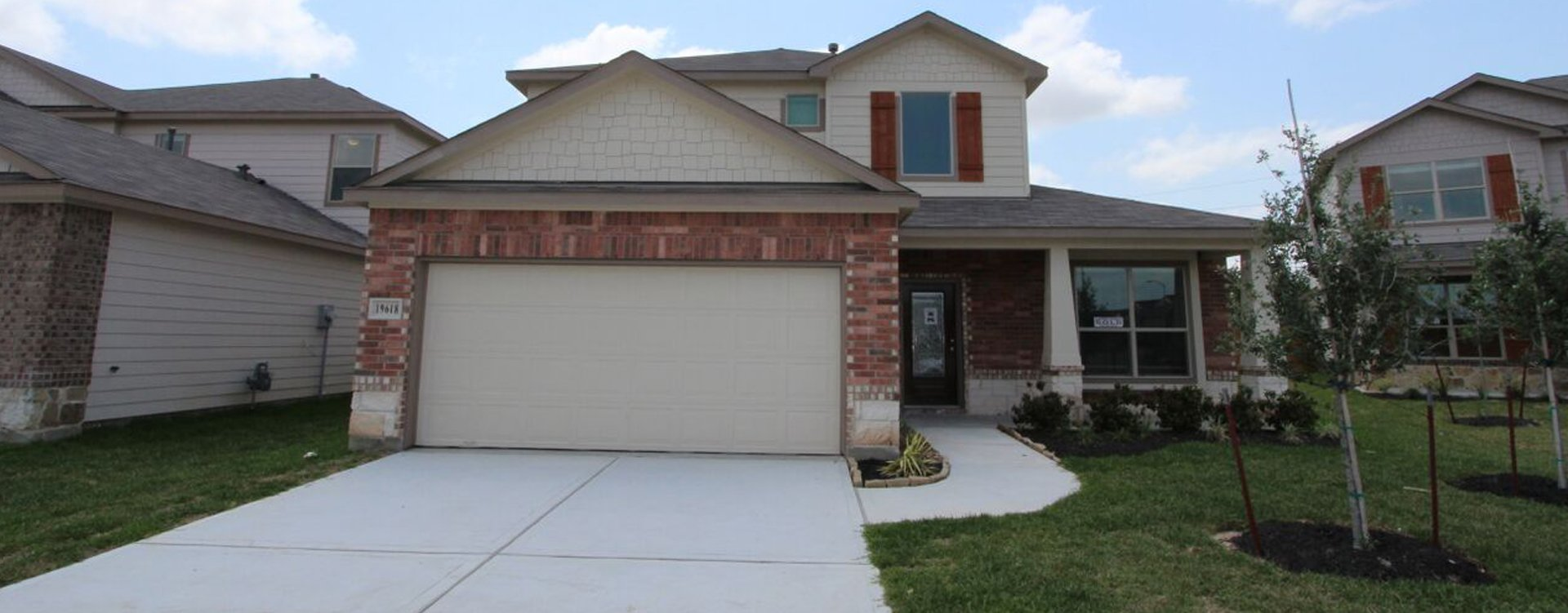 Alvin Texas New home development Kendall Lakes