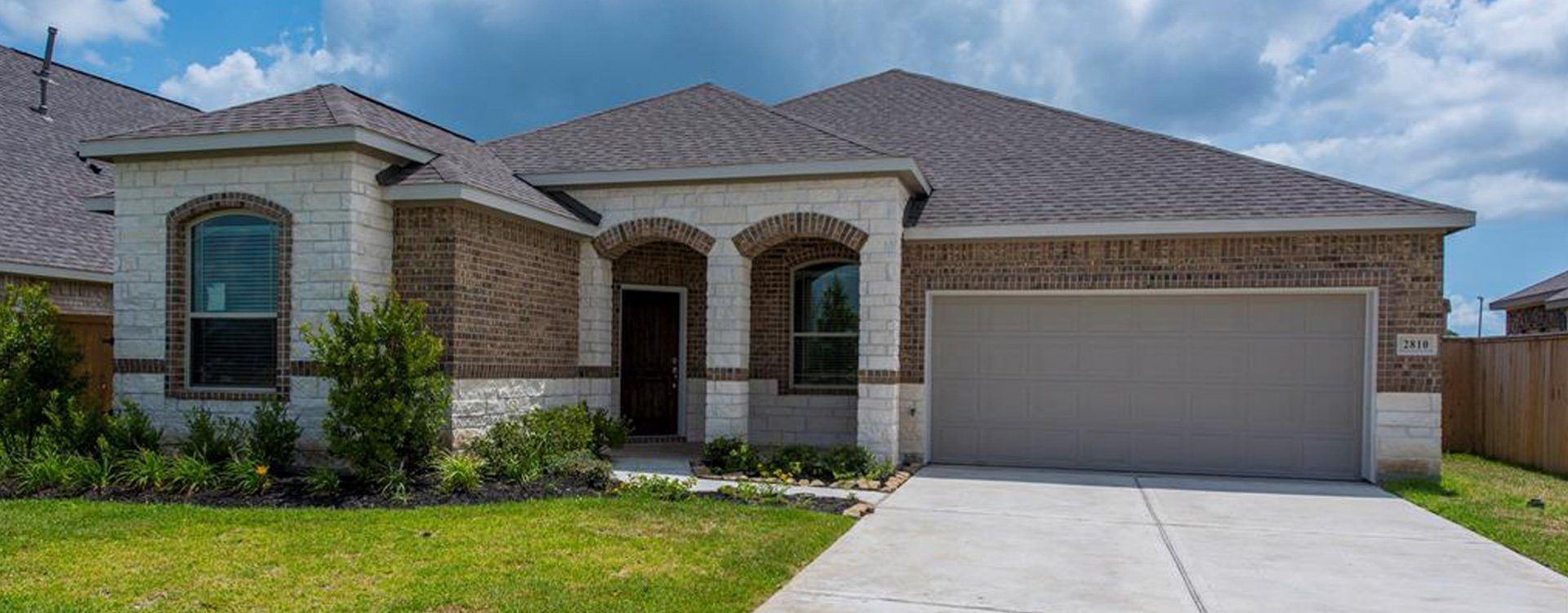 Humble Texas new community Largo Mar