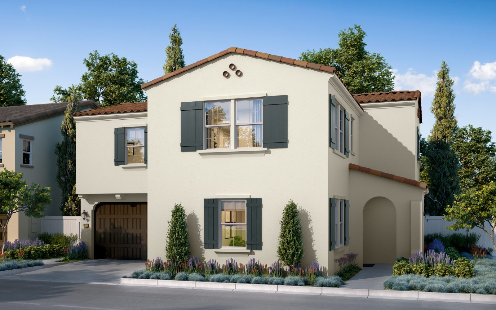 New home development in San Diego County at Vientos at Rancho Tesoro