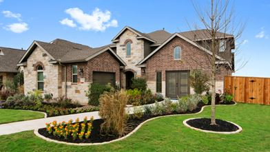New Home Community in Leander Texas