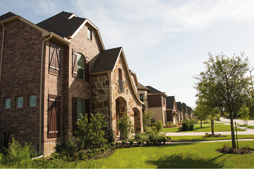 Houston New Homes for Sale at Woodridge Forest