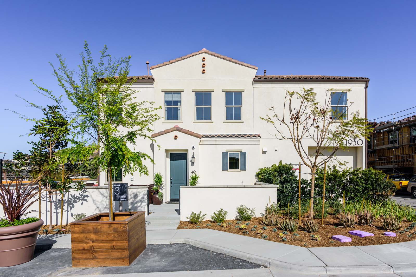 Modern San Diego New Townhomes for Sale