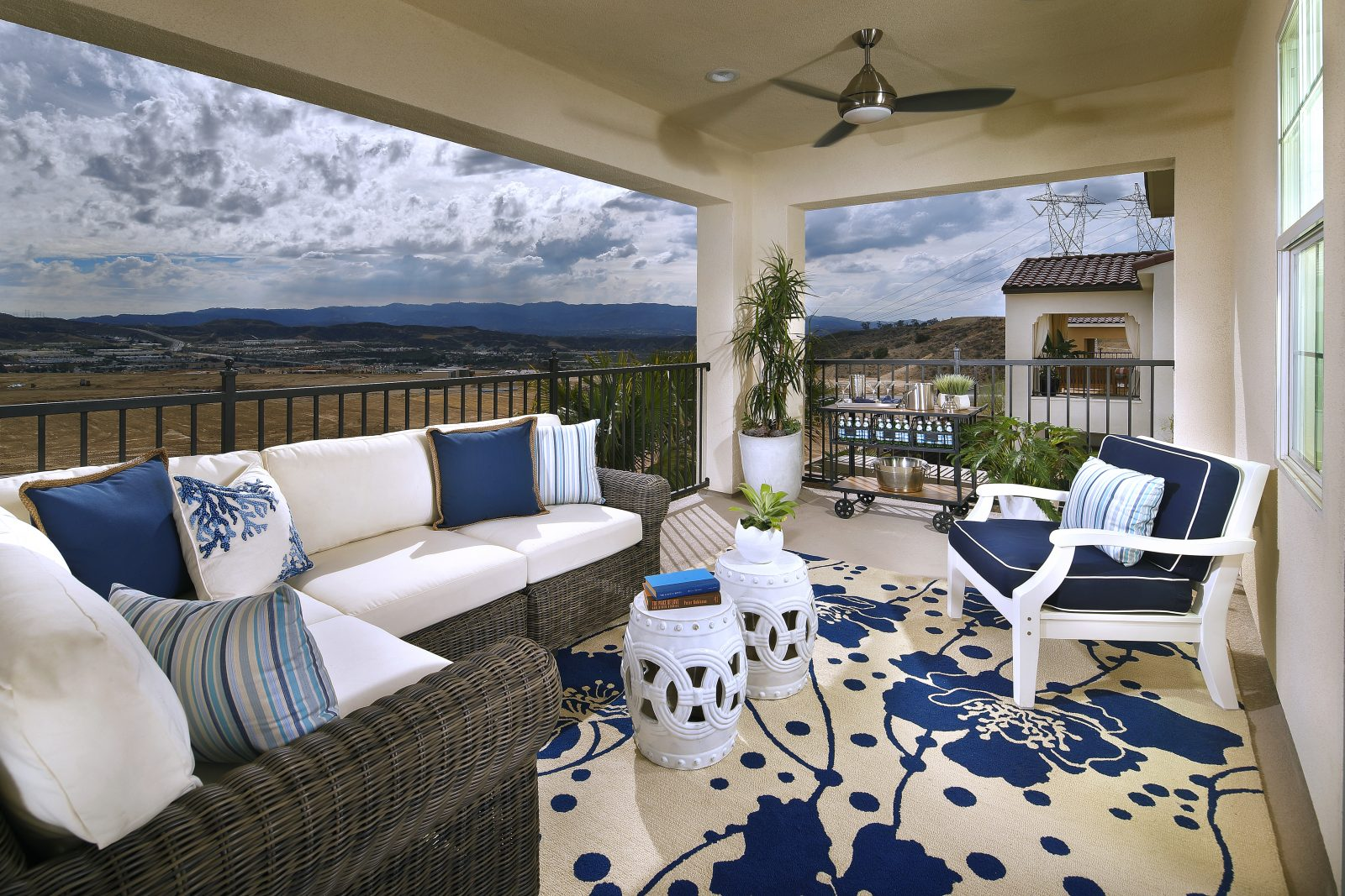 Santa Clarita CA Homes for Sale with a View