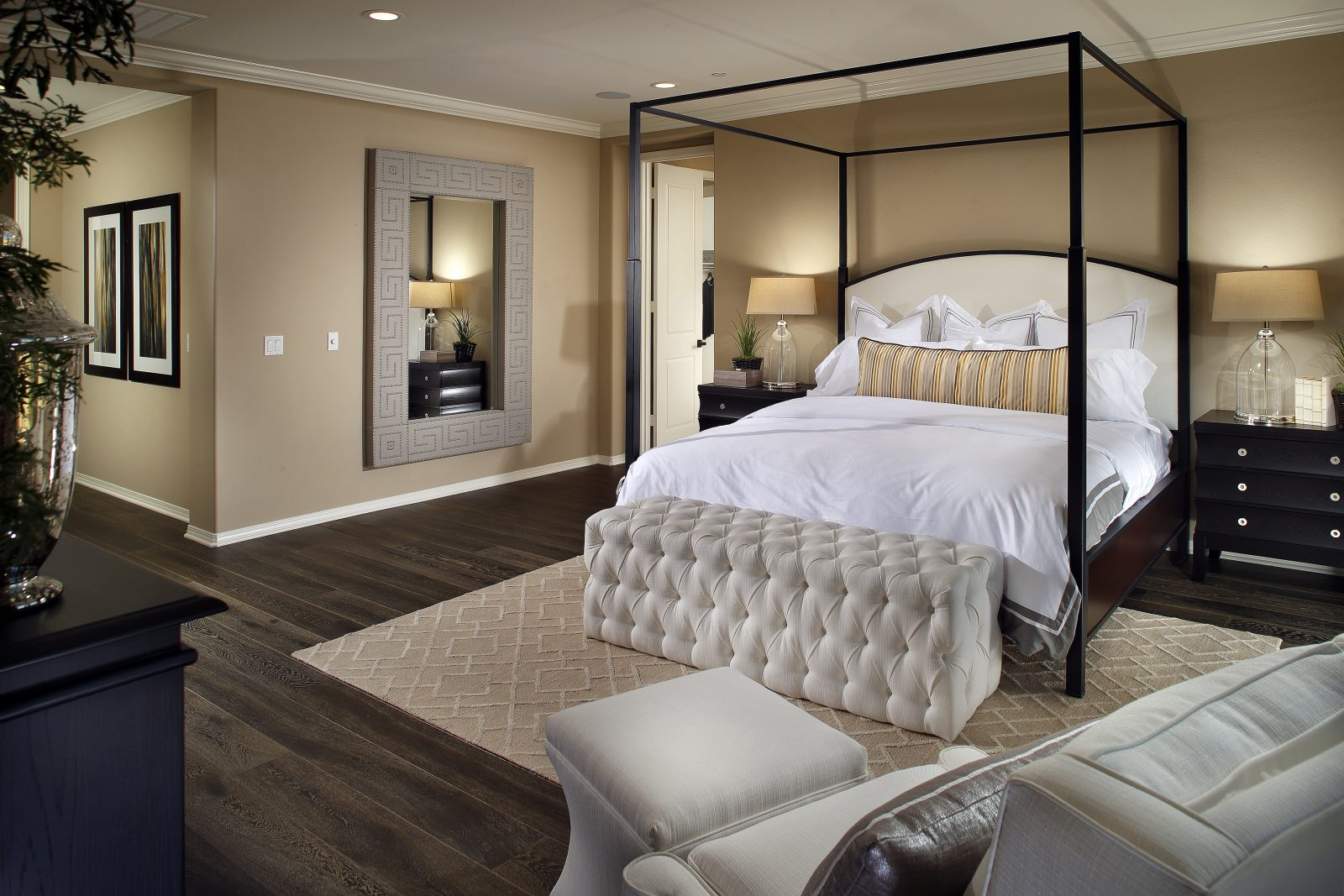Master Bedroom in Santa Clarita Homes for Sale
