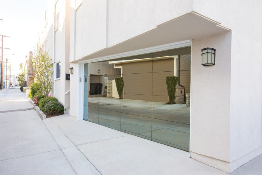 Wayne Dalton All Glass Garage Door