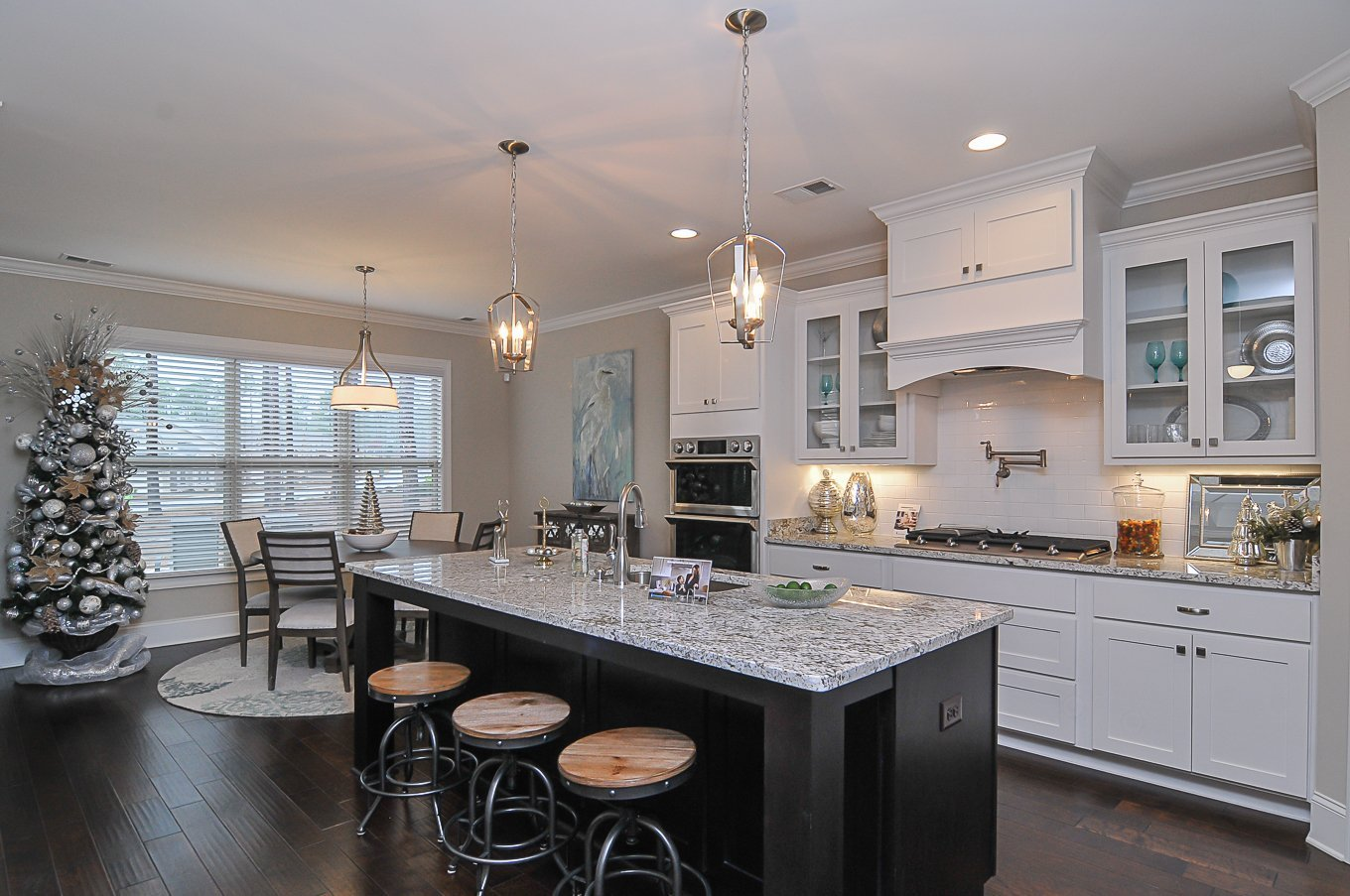 The Villas at Woodcreek Farms - Columbia New Homes