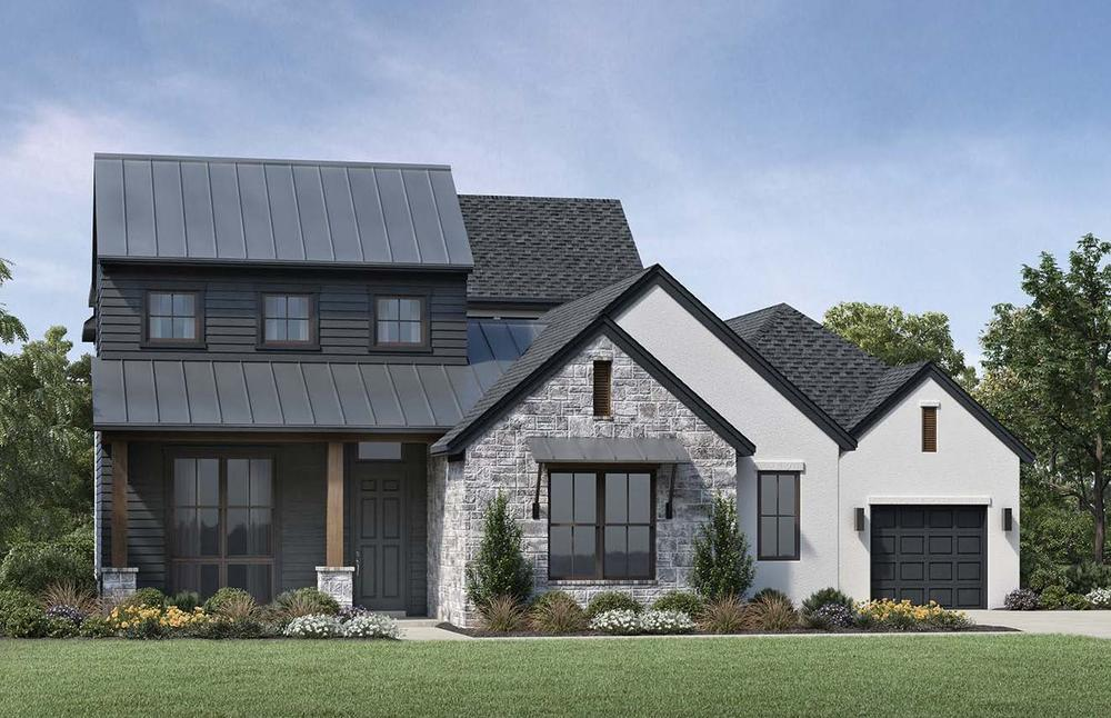 Viridian new home design in Arlington