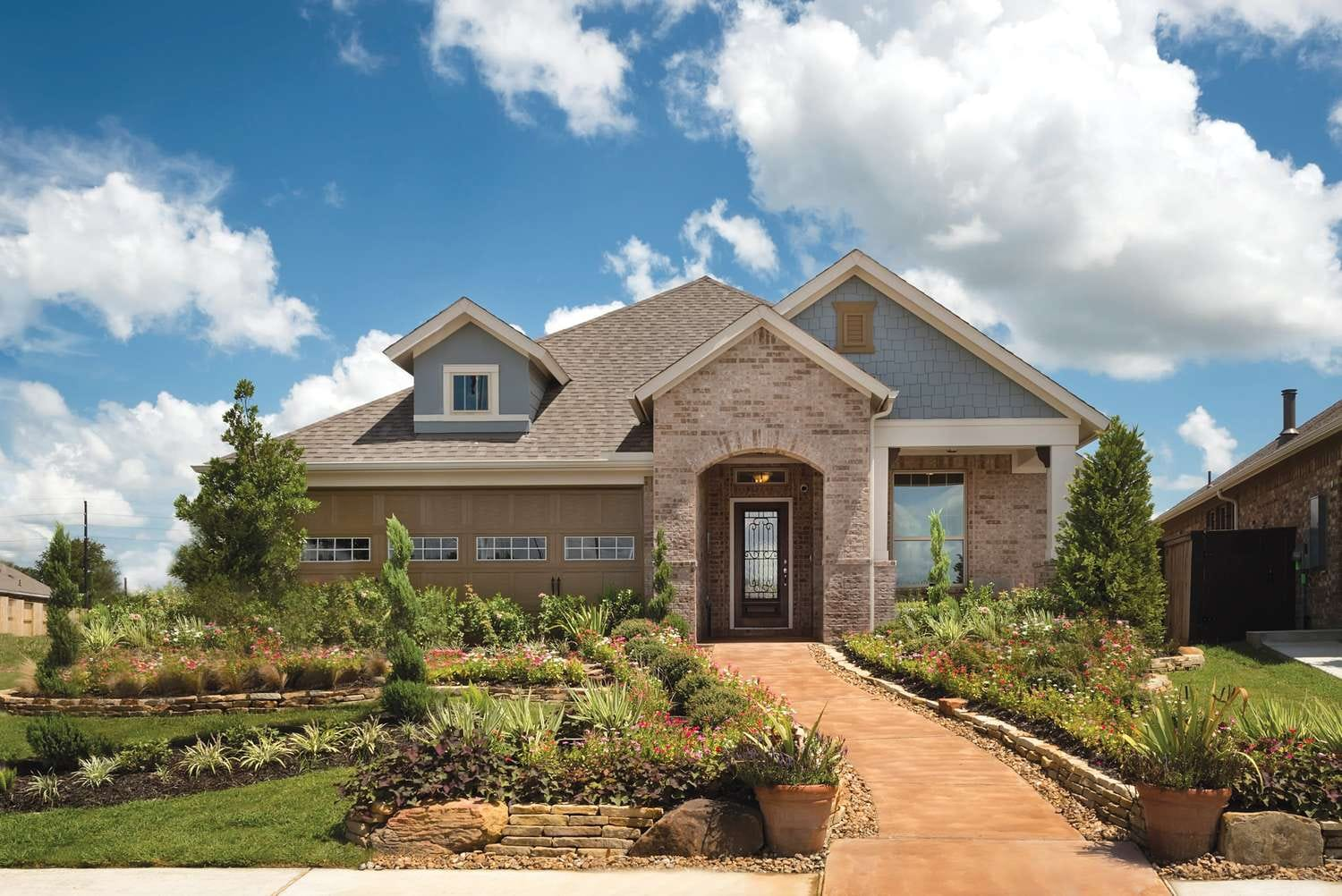 new home by David Weekley Homes in Meridiana