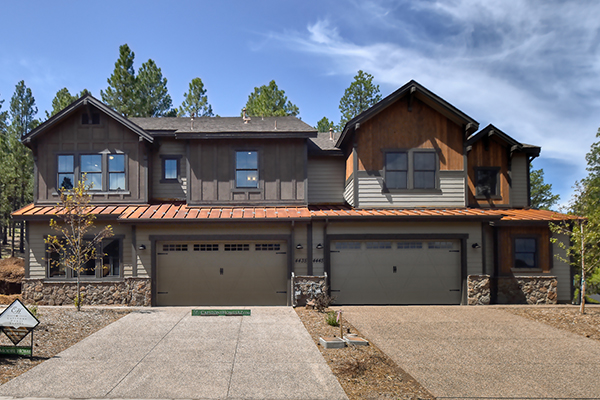 New Home at Aspen Ridge at Flagstaff Ranch