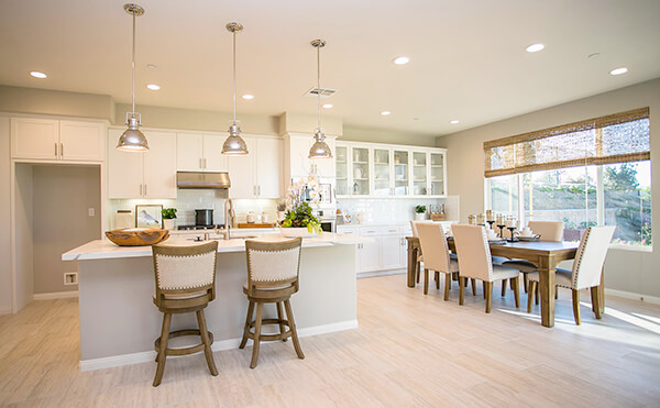 Thornbush Kitchen San Diego New Home Collection