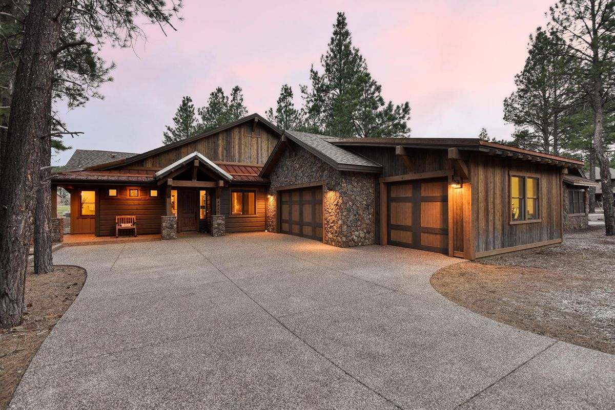 Flagstaff Ranch New Home Design Northern Arizona