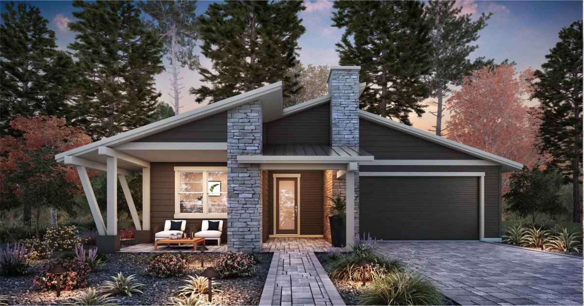 New Home at Orion at Timber Sky community in Flagstaff, AZ