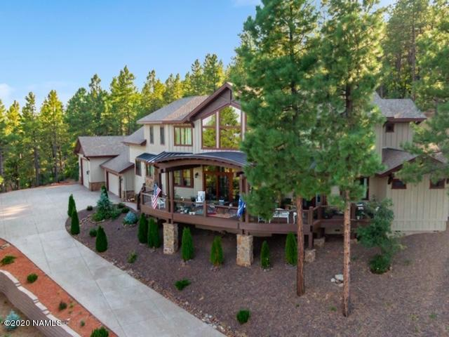 Flagstaff Ranch Luxury Custom Home in Flagstaff Arizona