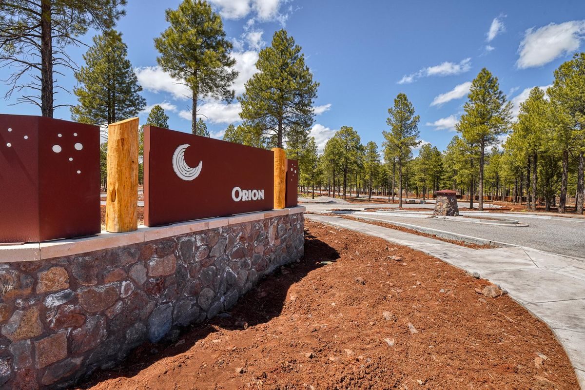 New Homes at Orion at Timber Sky in Flagstaff