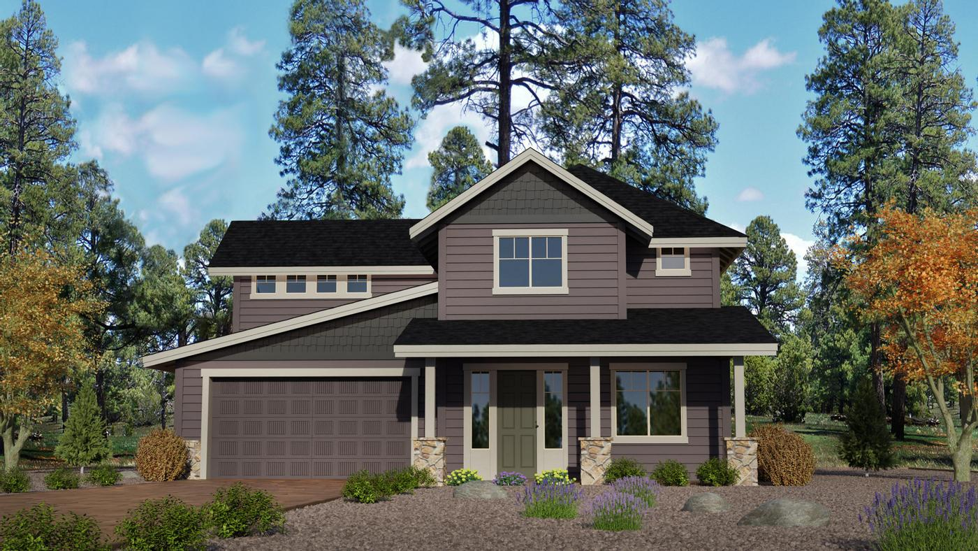 Model Home at Orion at Timber Sky in Flagstaff, AZ